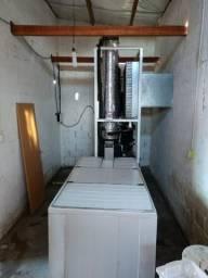 Máquina de Gelo tubo 2 Toneladas