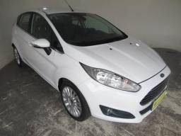FORD FIESTA 1.6 TITANIUM HATCH 16V FLEX 4P MANUAL - 2016