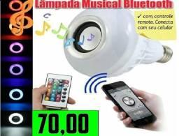 Lâmpada Led Bluetooth - Leia a Descrição, Veja as Fotos e o Valor - serviço de entrega