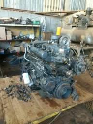 Motor da Escavadeira doosan dx225