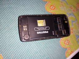 Vendo celular positivo S480 Pra retirada de peças