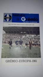 Revistas Grêmio FPBA - anos 50 e 60 RARAS!