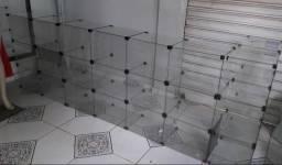 Vende se vitrine de vidro