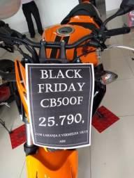 Black Friday Cb 500F abs - 2019
