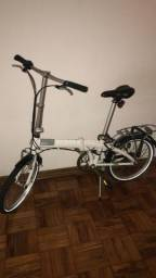 Bicicleta dobravel Tern C7 - Importada + bolsa para guardar