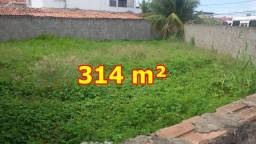 Terreno Cidade Verde 314m² 160 mil