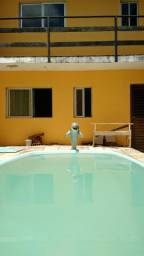 Casa com piscina , lado Barramar Santa Rita