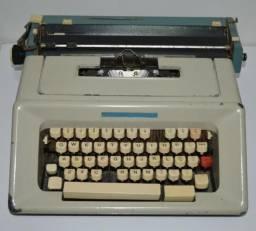 Máquina escrever - Decoração
