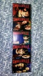 Box DVD Smallville As aventuras do Super Boy 2-3-4-5-6 Temporadas