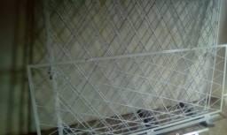 Grades de ferro/portas/janelas novas galvanizadas várias medidas prontas