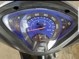 Honda Biz 125 com partida - 2015