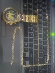 INVICTA PRO DRIVER + pulseira e cordão 950