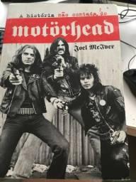 """Livro """"a história não contada do Motorhead"""""""