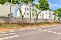 Apartamento à venda com 2 dormitórios em Sítio cercado, Curitiba cod:130835
