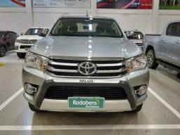 TOYOTA HILUX 2015/2016 2.8 SRV 4X4 CD 16V DIESEL 4P AUTOMATICO - 2016