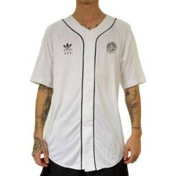 Camisa adidas skateboarding baseball