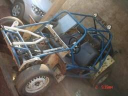 Gaiola Cross motor AP R$ 3.500,00 - 2012