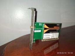 Adaptador de Rede Wireless Dlink N150 150mbps - Dwa525
