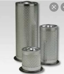 Filtro separador de ar e oleo