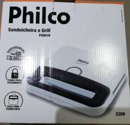 Sanduicheira Philco BRANCA Nova