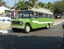 Ônibus Jardineira Chevrolet