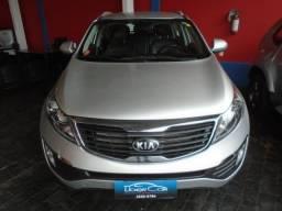 Kia Motors Sportage EX 2.0 Prata - 2014
