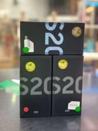 Lançamento - Galaxy S20 Lacrado, 128 Gb - Troque de Smartphone