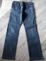 Calça Jeans Masculina seminova Tam 12 Marca PACO