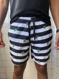 Shorts de elastano