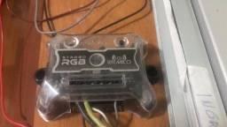 Kit Strobo RGK Led + Controle