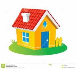 Vendo casa em universal , com garagem