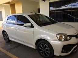 Etios platinum Hatch 2017 - 2017