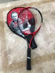 Raquete tênis Roger Federer