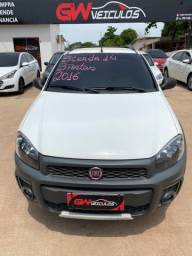 Fiat Strada Working 1.4 CD 2016 3 portas