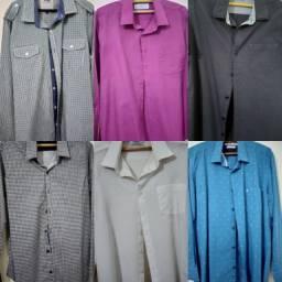 Camisa Social ( leia a descrição)