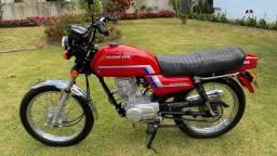CG 125 1984 Para colecionadores