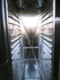 Armário de fermentação sem telas