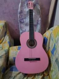 Vendo violão sime novo perfeito valor 270 tem conversa