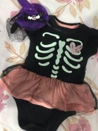 Fantasia halloween 3a6Meses