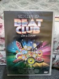 Dvd The best club live in concert original lacrado