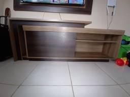 Rack e painel para pôr a televisão