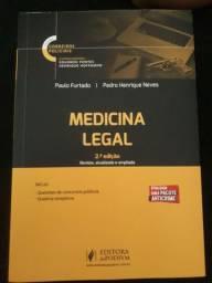 Medicina legal para concursos novo