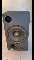 """Caixa Trio """"15""""   com módulo  R$480,00"""