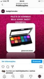 Paleta de sombra Belle angel