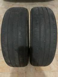 2 pneus 185/65r15 DUNLOP