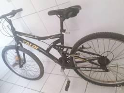 Vendo uma bicicleta  caloi Boa
