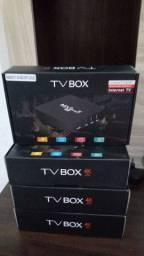 Promoção relâmpago!!! Tv box 4 GB - 64gb - 5g ! Top!!