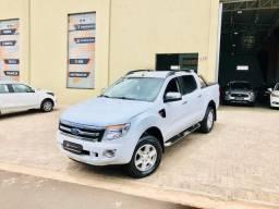 Ford Ranger Dupla 2.5 XLT 2014 Flex 79.000km