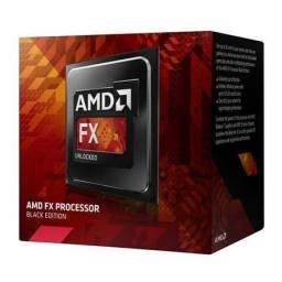 Placa mãe + processador fx + 24gb ram