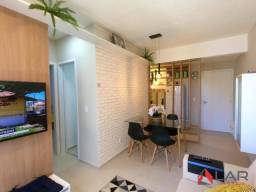 Apartamento de 2 quartos em Villa Do Mestre Residencial